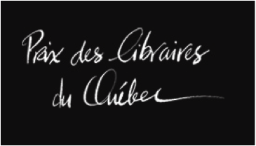 Prix des libraires 2011, les finalistes annoncés
