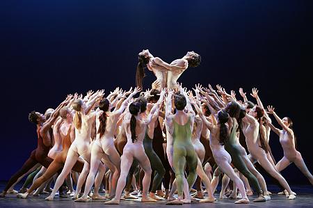 La chorégraphie de Maurice Béjart interprétée au FFM