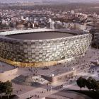 UGMK Arena (en construction) - Photo: HPP Architects - https://www.hpp.com