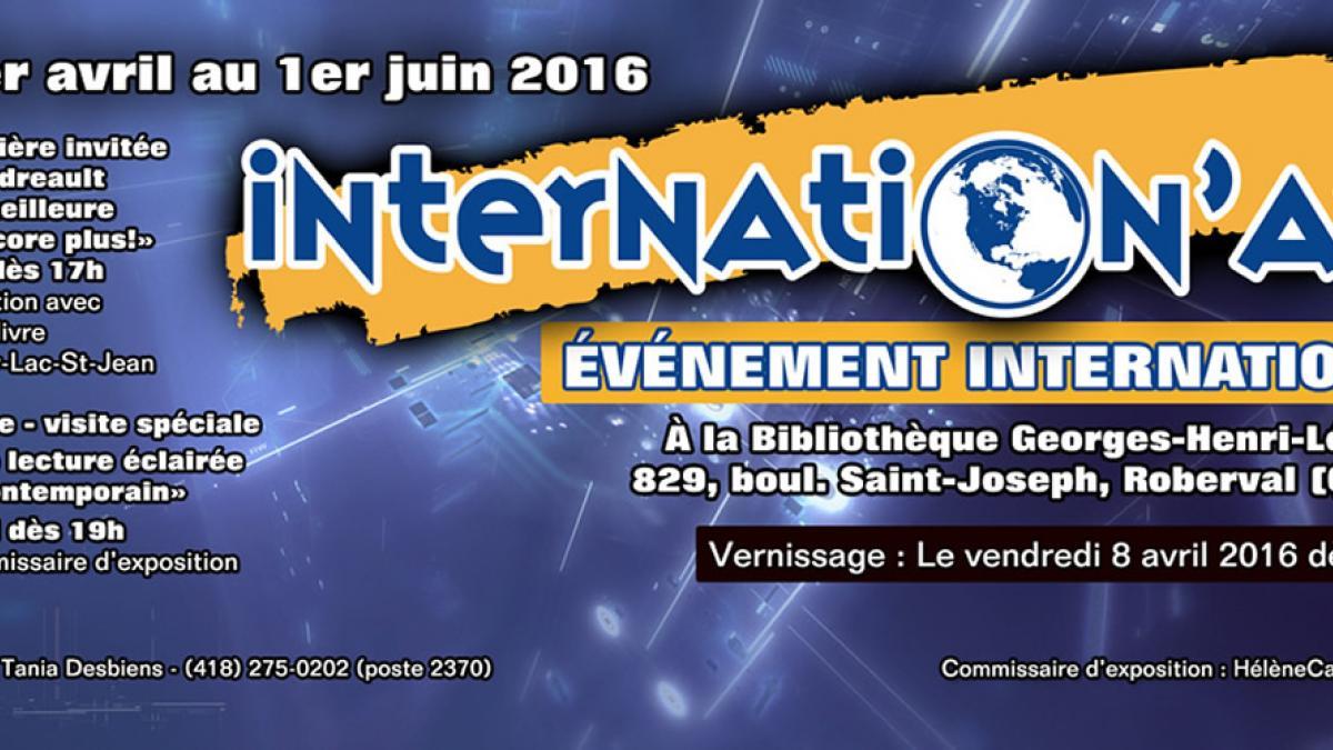 Internation'ART 2016 - 6e édition annuelle