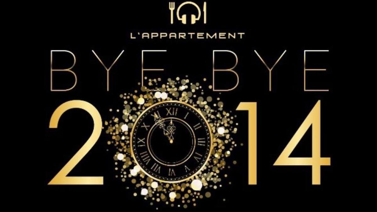 Bye bye 2014 à l'Appartement avec DJ Philgood