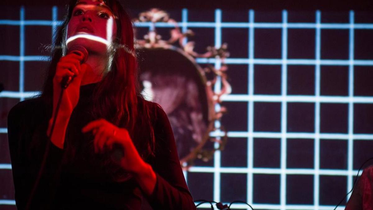 Lancement de l'album «Un autre voyage» de Marie Davidson à la Vitrola