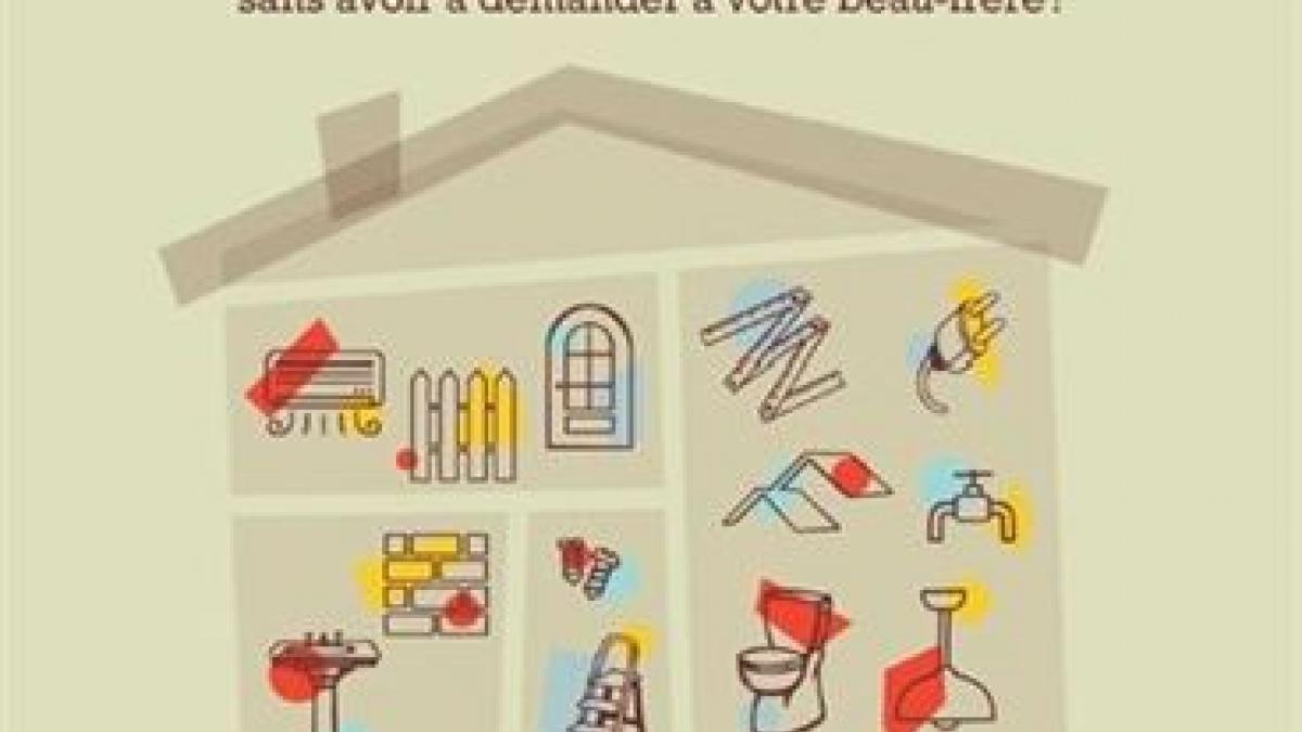 «Ma maison mode d'emploi», d'Annie St-Amour