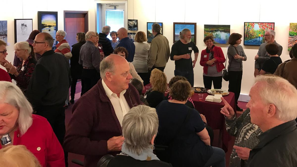 26 artistes en exposition