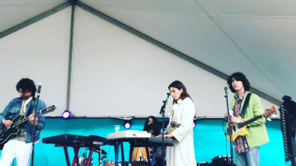 Anemone en spectacle à Austin le 11 mars 2019 (SXSW)