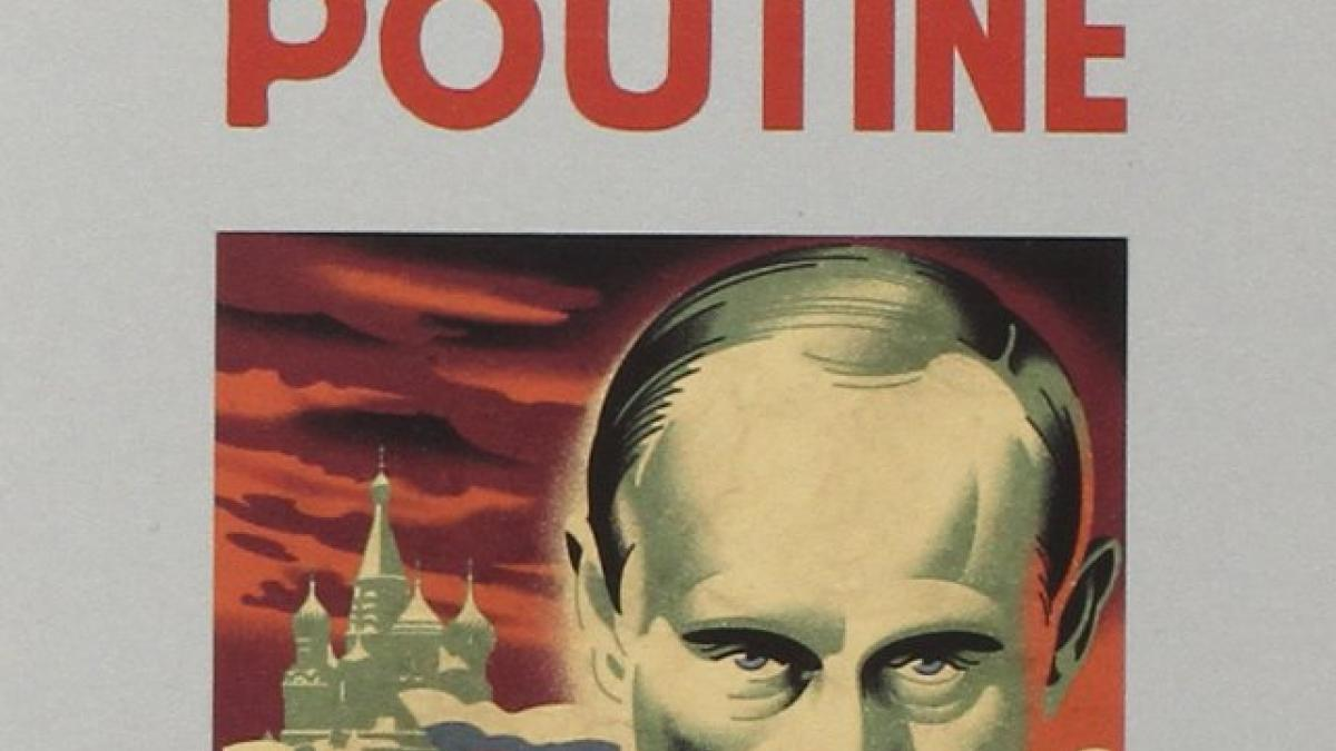 «Dans la tête de Vladimir Poutine», de Michel Eltchaninoff