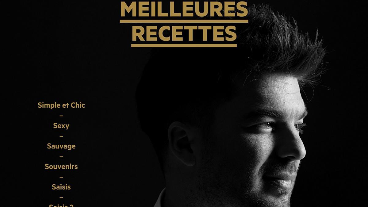 Louis-François Marcotte propose une compilation de ses 100 meilleures recettes