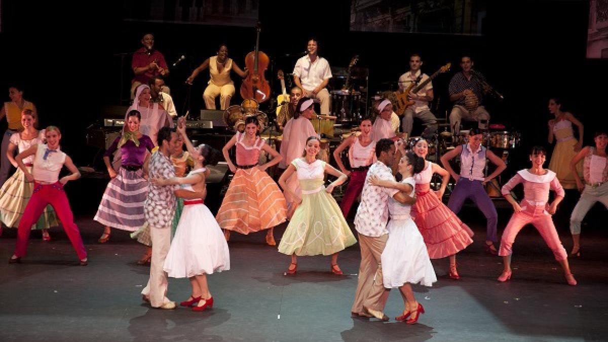 La Place des Arts présente Lizt Alfonso Danza Cuba
