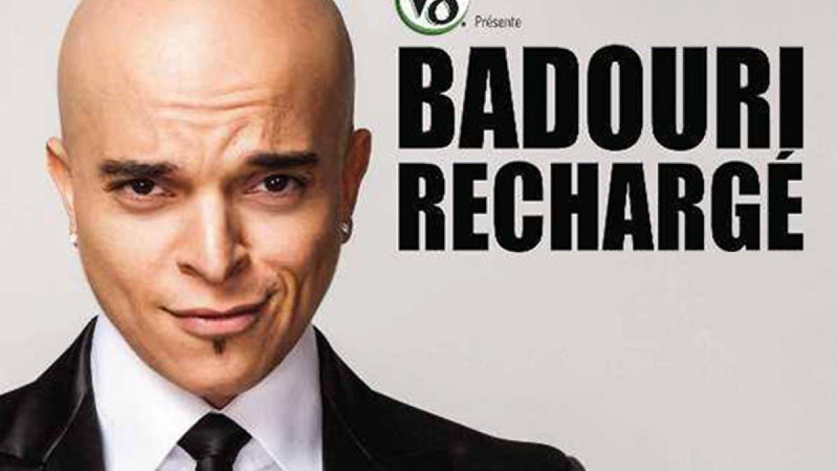 Le temps des fêtes avec Rachid Badouri