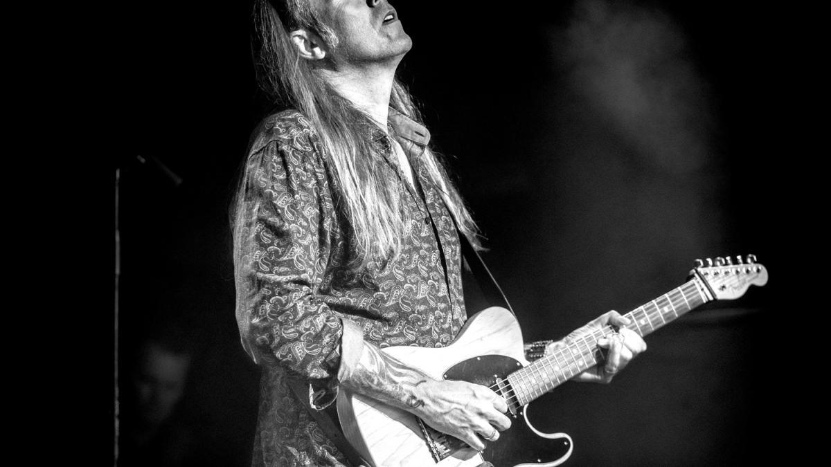 Bjorn Berge sort l'album Who Else ?