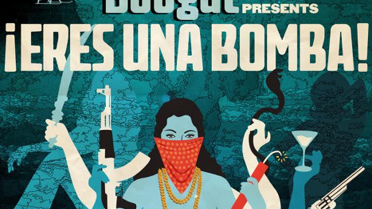 Boogat présente un EP de 4 remixes de son dernier titre «Eres una Bomba»