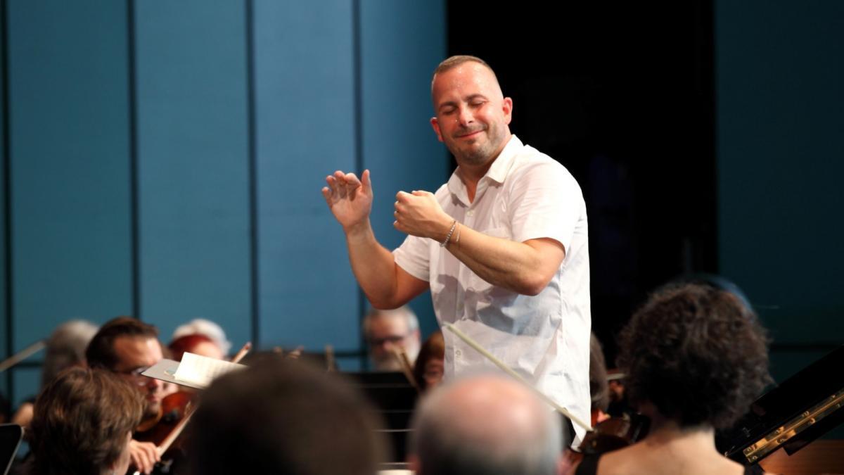 Festival de Lanaudière: l'Orchestre métropolitain joue Brahms en plein air