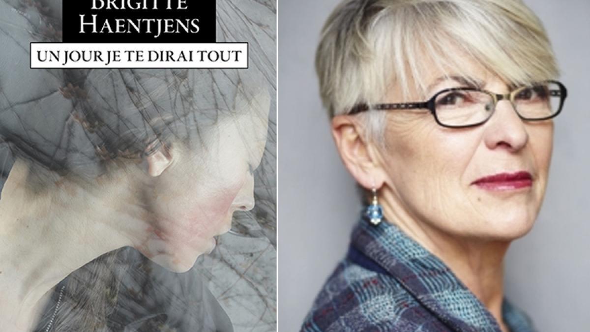 Lancement du roman «Un jour je te dirai tout» de Brigitte Haentjens