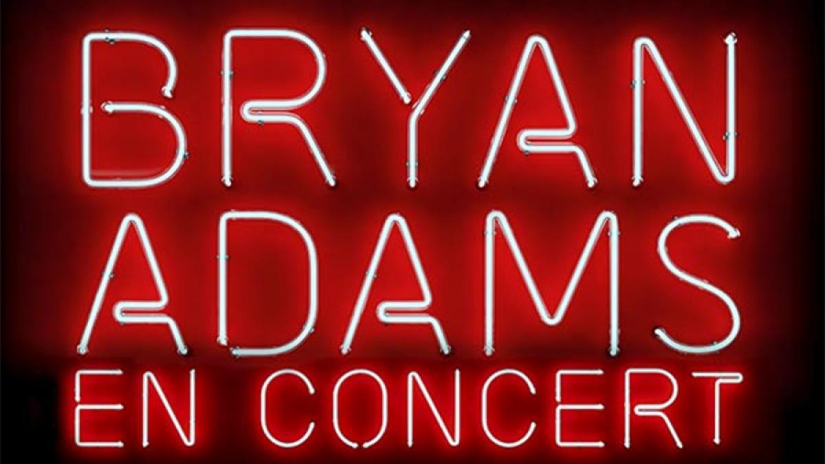 Bryan Adams au Centre Bell et au Centre Vidéotron en janvier 2019
