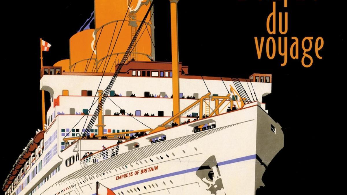 «CANADIEN PACIFIQUE, L'empire du voyage»