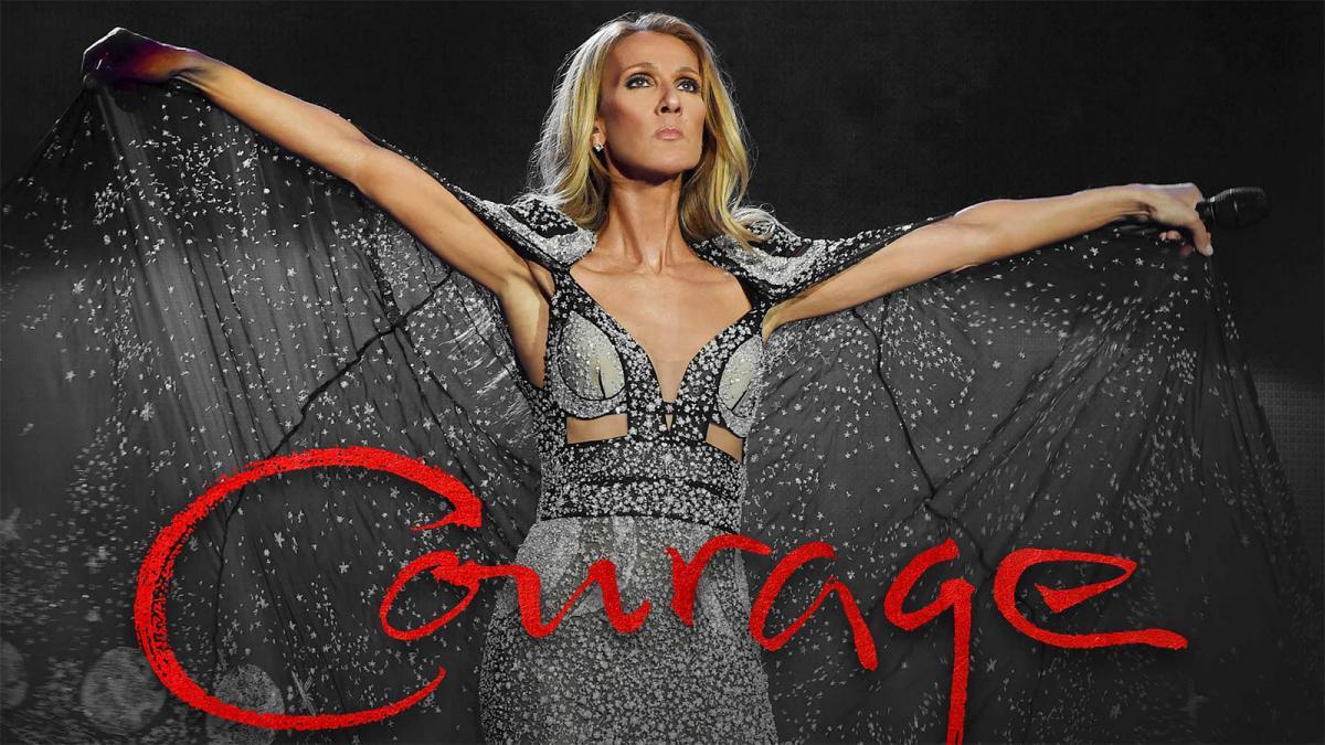 Céline Dion annonce la tournée mondiale «Courage»