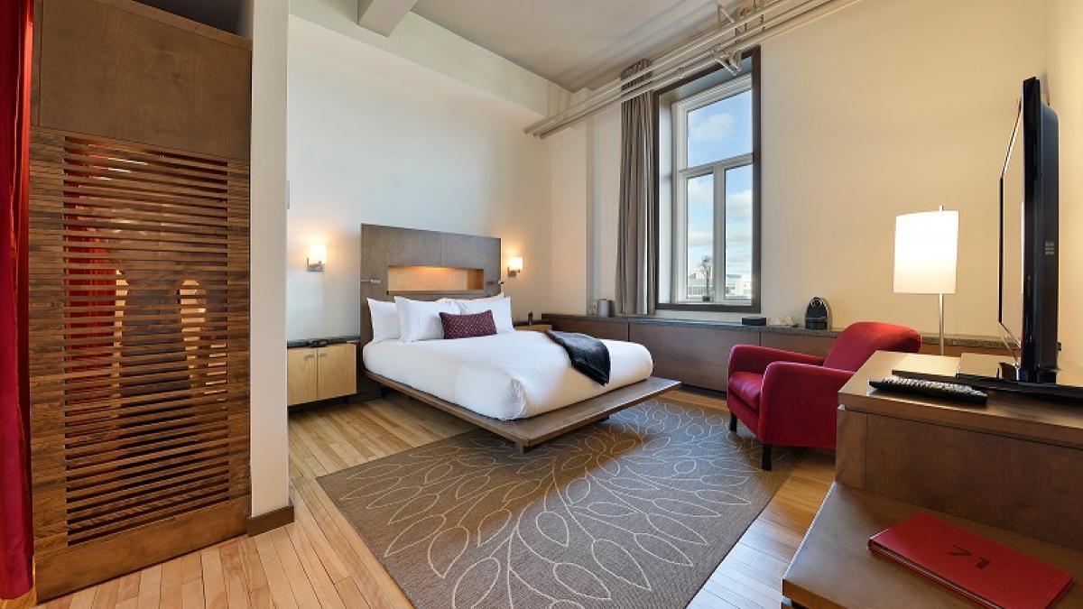L'Hôtel 71 à Québec : charme et confort