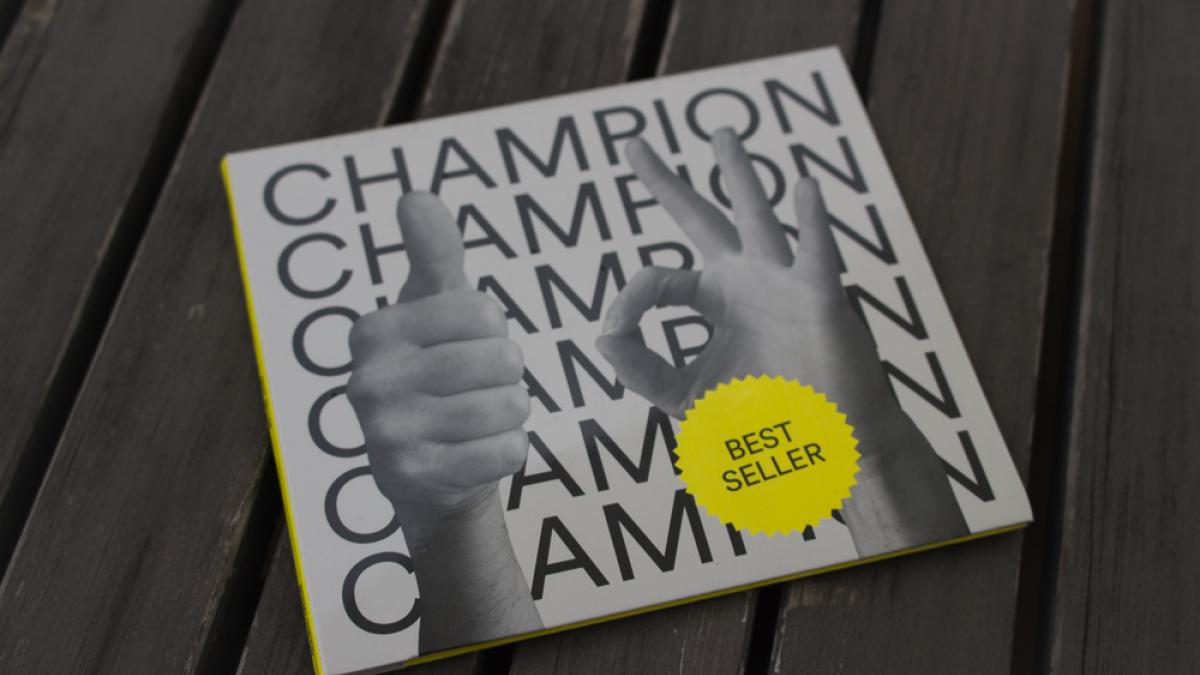 Champion Best Seller - Photo: Myriane Huard