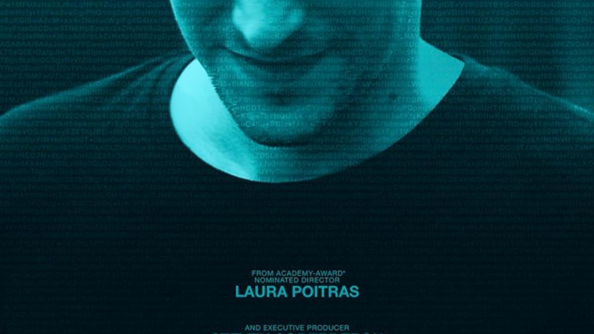 Citizenfour Laura Poitras RIDM