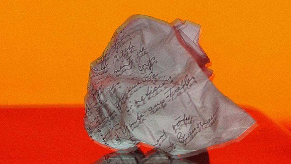 Les finissants de l'ENT présentent «Claude Gauvreau - L'asile de la pureté et quelques fragments»