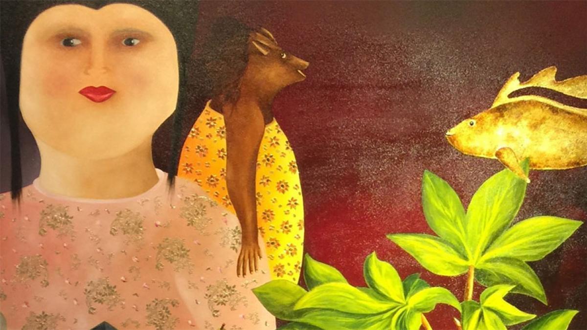 «La comédie du monde, ombres et lumières» de David Farsi à la Tohu jusqu'au 4 novembre