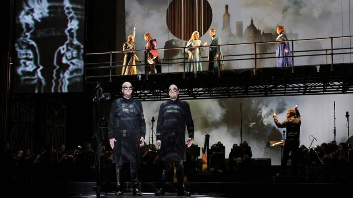 Das Rheingold - L'œuvre épique de Wagner s'empare de Montréal