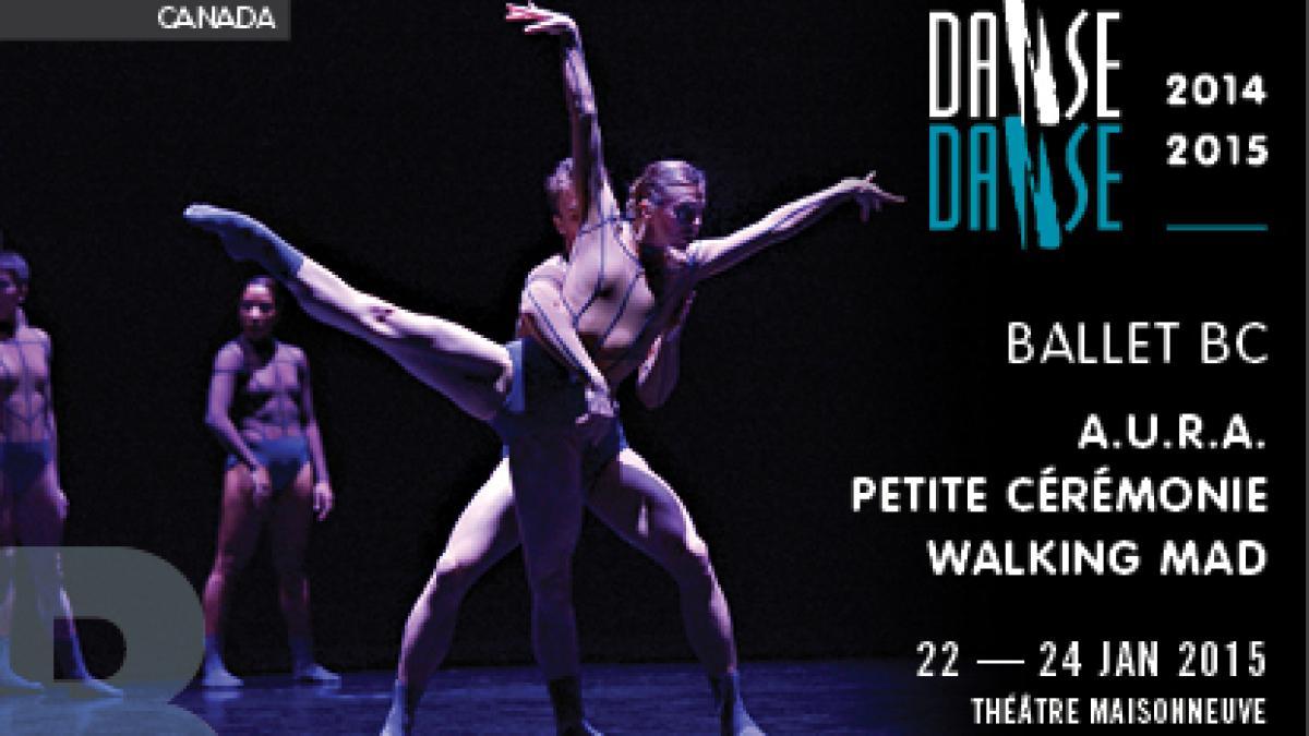 Un généreux programme du Ballet BC à découvrir à DANSE DANSE