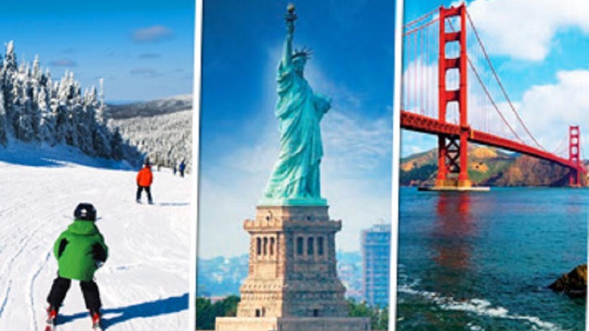 Vacances: les 30 destinations préférées des Québécois pour l'hiver 2017
