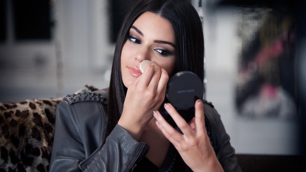 la top model Kendall Jenner, éérie du label