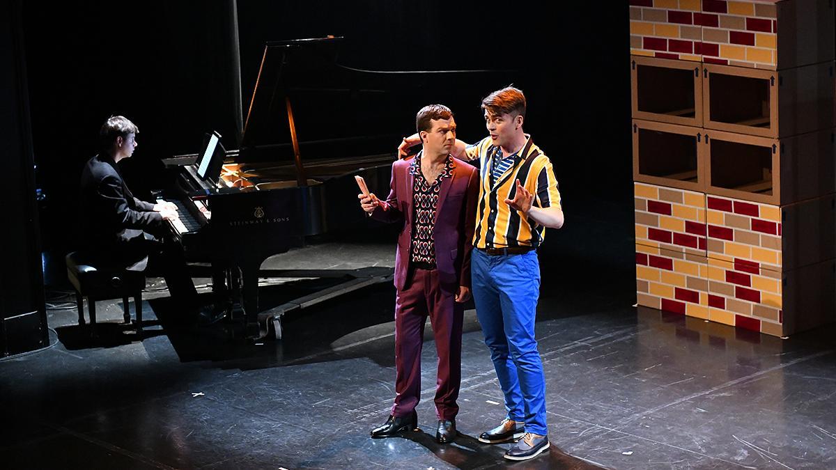 Opus 130 présente l'opéra Figaro Presto : Amusant et divertissant!