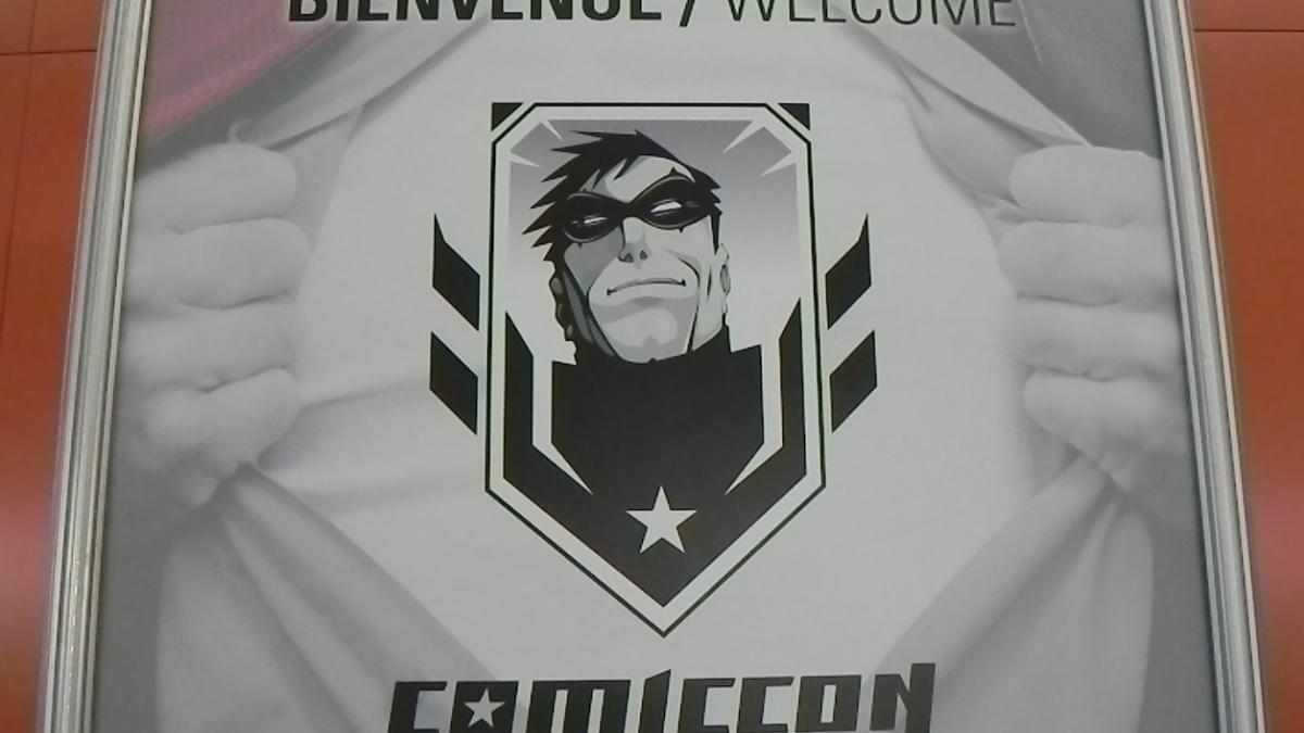 Comiccon 2012