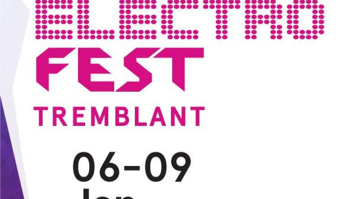 ElectroFest Tremblant