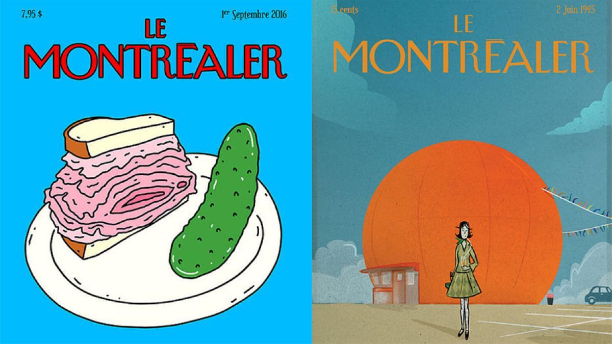 Le Montréaler présente «Un hommage au New Yorker» à la Maison de la culture NDG