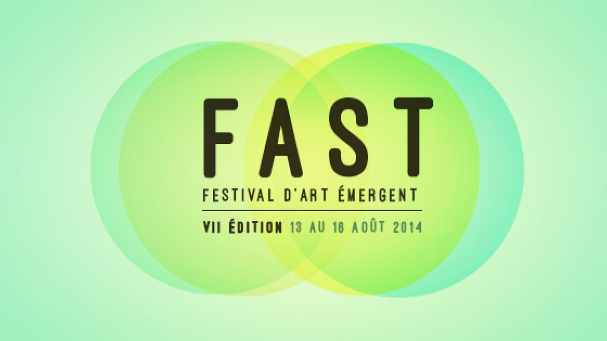 FAST Festival d'arts émergents Sorel 2014