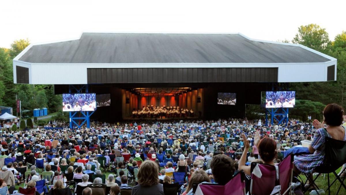 40e anniversaire du Festival de Lanaudière