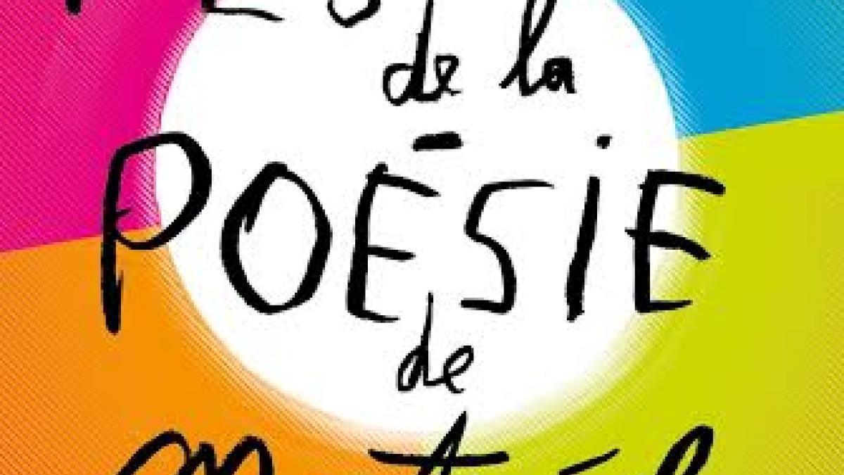 Le Festival de la poésie de Montréal 2014