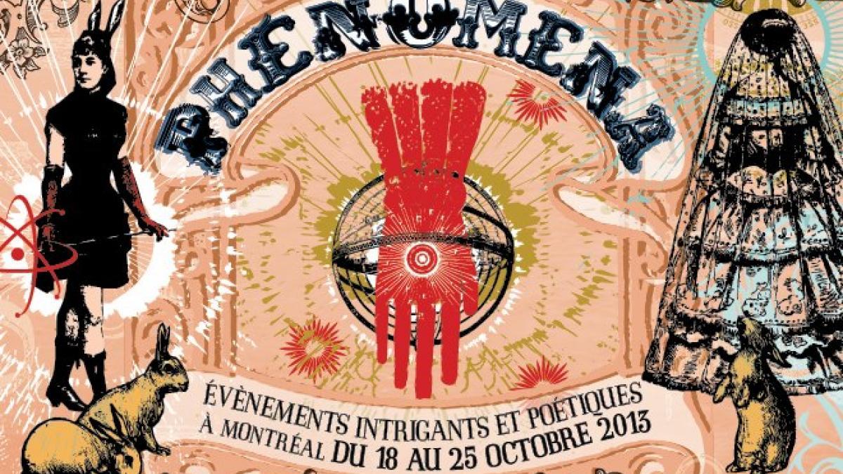 Le Festival Phenomena à Montréal