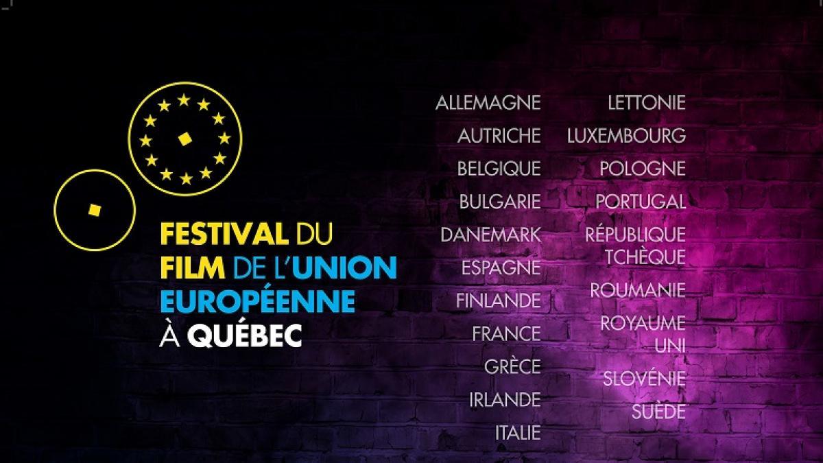 Le Festival du film de l'Union européenne débarque à Québec