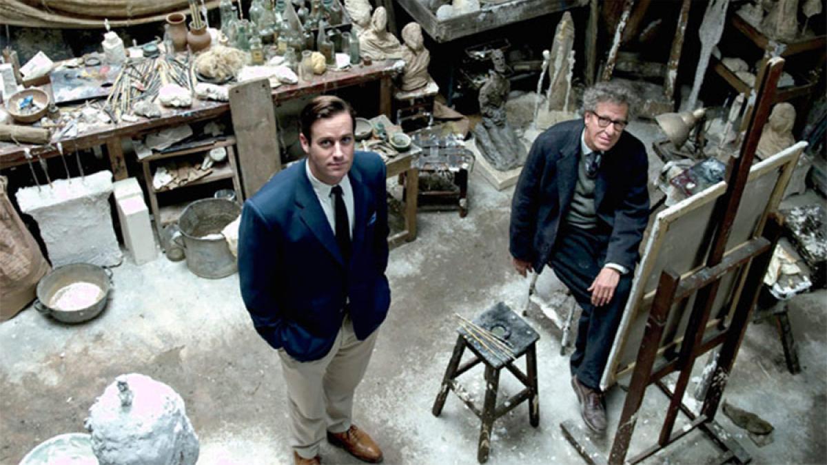«Giacometti - Portrait final», un film de Stanley Tucci en exclusivité à Québec