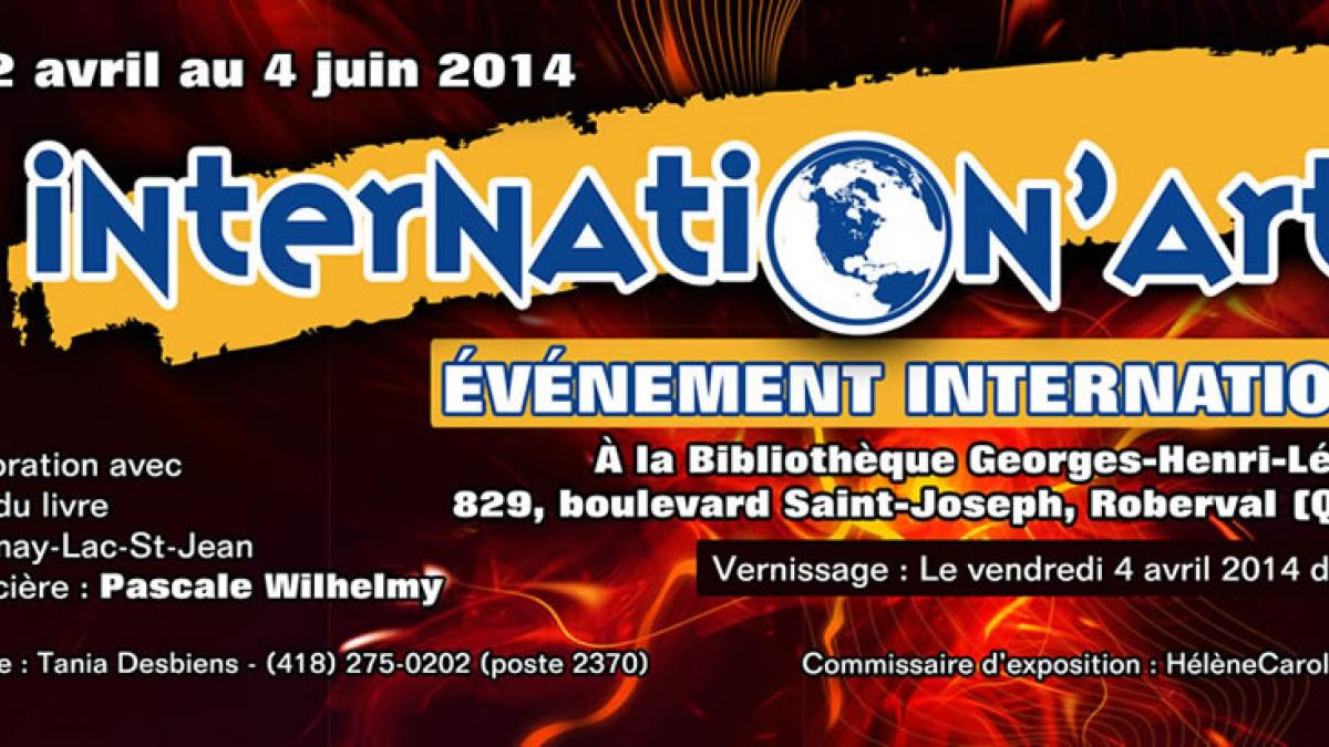 Internation'ART 2014