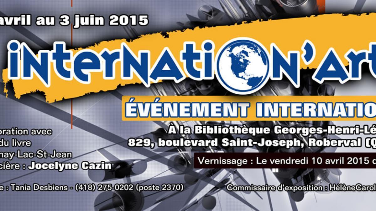 Internation'ART 2015