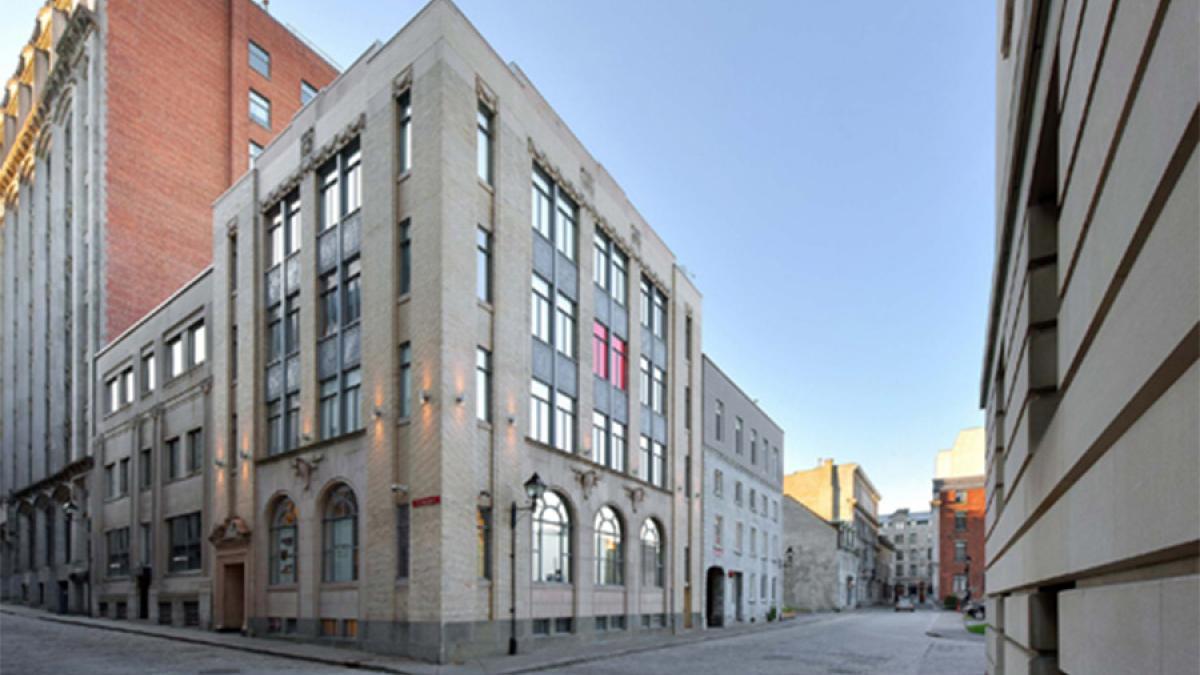 DHC/ART prend le nom de Fondation Phi pour l'art contemporain