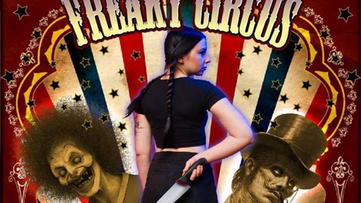 Party «Freaky Circus» au bar arcade MacFly