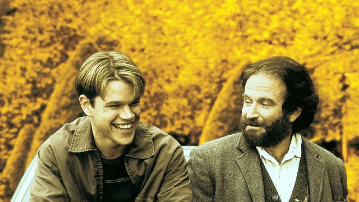 Good Will Hunting Robin Williams
