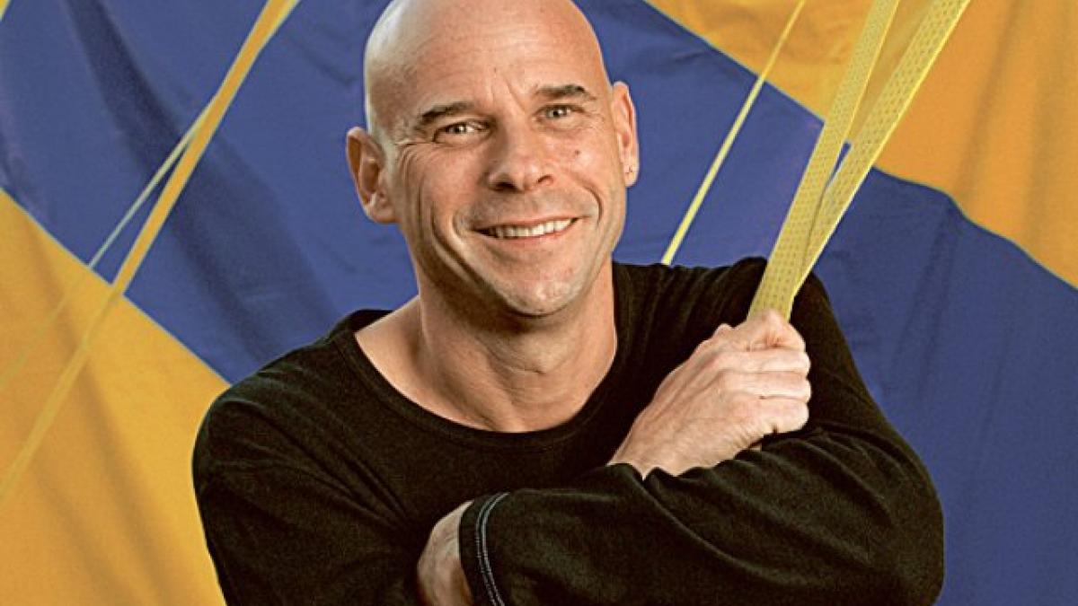 Le fondateur du Cirque du Soleil Guy Laliberté
