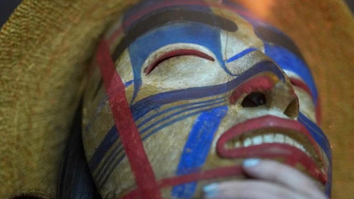 «Sding K'awXangs-Haïda: Histoires surnaturelles» - Regard sur la culture haïda au Musée McCord