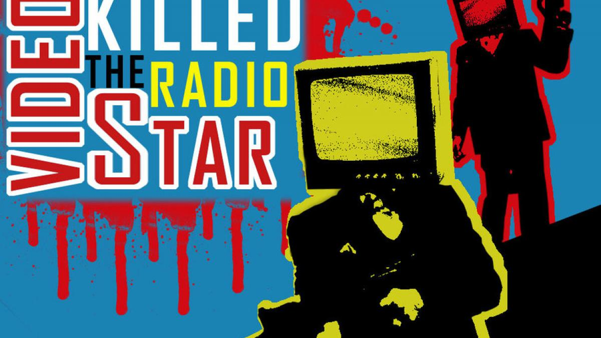 Video killed the radio star - Soirée d'Halloween dans le Vieux-Port