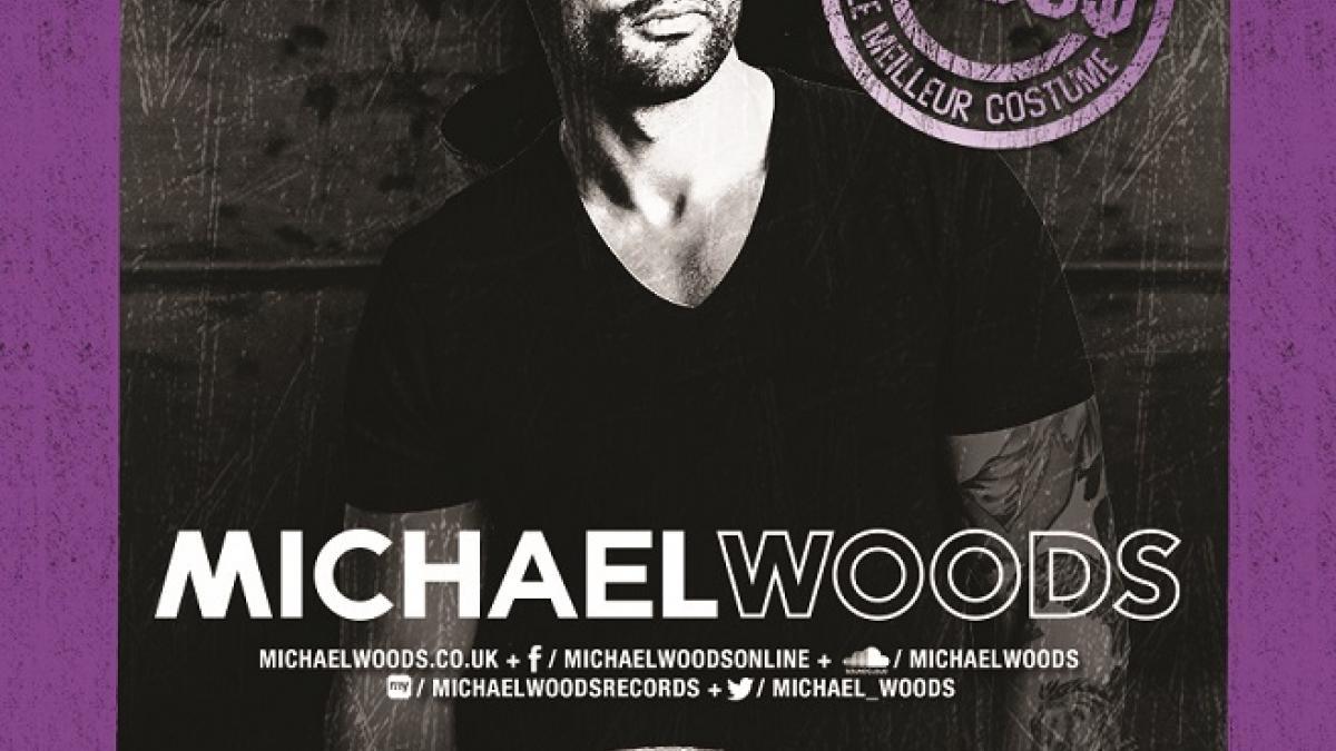 Michael Woods au New City Gas