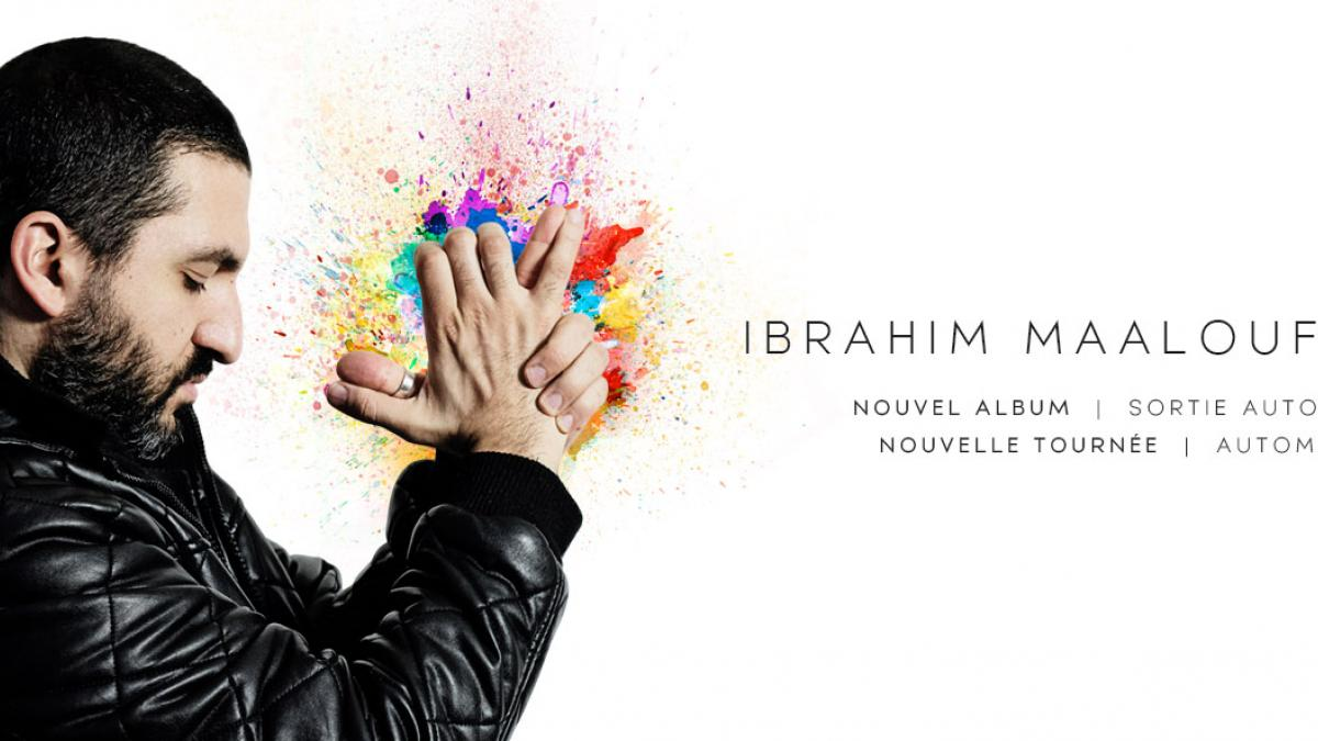 Ibrahim Maalouf sort l'album S3NS le 27 septembre