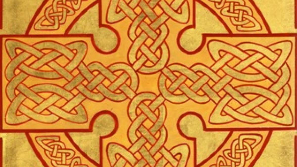 Ornement Celtique